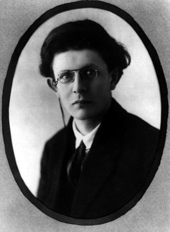 Young Jean Piaget Jean Piaget